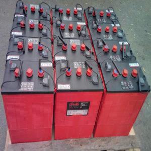 Контрольный разряд аккумуляторных батарей