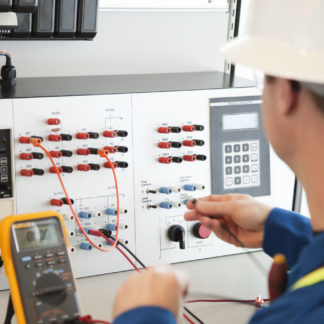 Измерения параметров оборудования